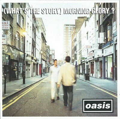 Oasis  - (What's The Story) Morning Glory? (CD, Album, RE)