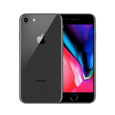 Apple iPhone 8 - 64GB - Space Grey (Unlocked) A1906 - Pristine Condition