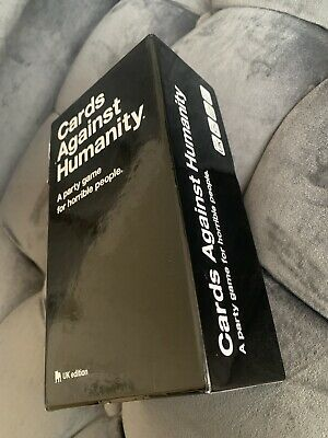 Party Hot Game Cards Against Humanity Edition2.0 600 Card Full Base Set Pack UK