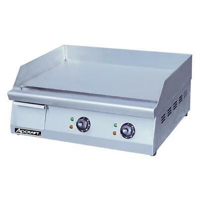 Adcraft - GRID-24 - 24 in Countertop Electric Griddle