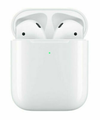 Apple AirPods 2nd Generation with Wireless Charging Case Genuine