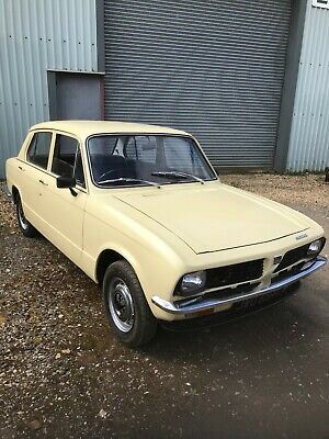 Triumph Toledo 1.3 4 Door Mot And Tax Excempt Usable Classic Car