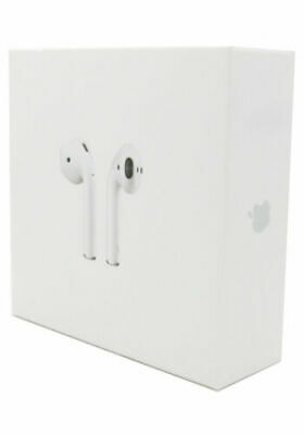 Apple AirPods 2nd Generation with Charging Case - White (MV7N2AM/A)