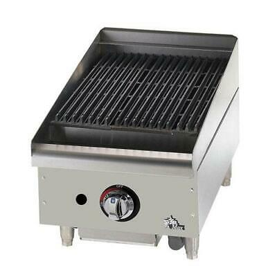 Star - 6115RCBF - Star-Max® 15 in Radiant Gas Charbroiler