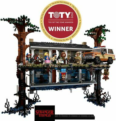 LEGO 75810 Netflix Stranger Things The Upside Down 2287 PCS. Ages 16+ New In Box
