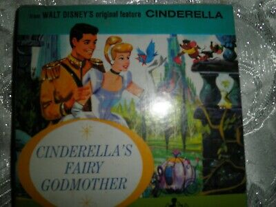 Cinderellas Fairy Godmother Super 8 cine Film 200ft Color Silent