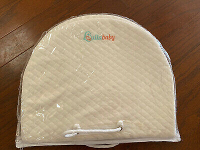 NWT Newborn Anti-Spit Milk Wedge Pillow  Foam Pillow Infant Reflux Sleeping