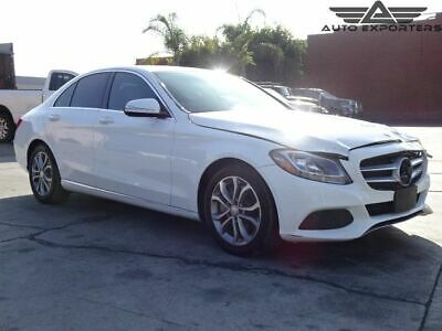 2015 Mercedes-Benz C-Class C 300 2015 Mercedes-Benz C-Class Salvage Damaged Vehicle! Priced To Sell! Wont Last!