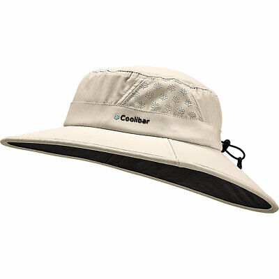 Coolibar UPF 50+ Kid's Fore Golf Hat