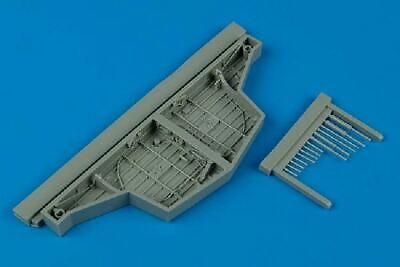 AIRES HOBBY 1//48 HAWKER HURRICANE WHEEL BAY FOR ITA 4542 D