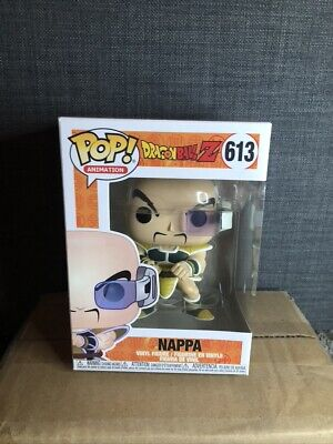 Funko Pop Animation Dragon Ball Z DBZ Series 6 Nappa #613 Vinyl Figure NIB