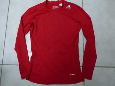 Adidas techfit Climalite compression long sleeve top t-shirt. Size Medium
