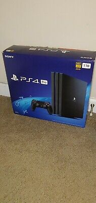 Sony PlayStation 4 Pro 1TB 4K Console - NO DUALSHOCK 4 INCLUDED