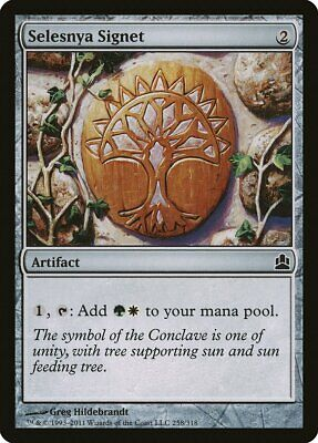 Golgari Signet Commander 2016 NM Artifact Common MAGIC GATHERING CARD ABUGames