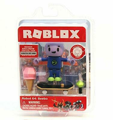 Beebo Robot 64 Roblox Action Figure 4 Action Figures Roblox Robot 64 Beebo Action Figure 28 74 Picclick
