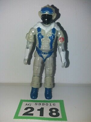 ACTION FORCE FIGURE SNOW SERPENT V6 WITH CLOAK FROM 2003 G.I.JOE
