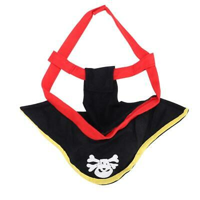 Polyester Cute Durable Pet Halloween Clothes Pirate Funny Costume Dress Up F