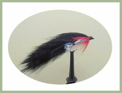 Size 10 12 Mixed Colour Booby Zonkers Fishing flies Zonker Trout Flies