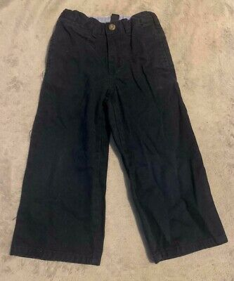Gap Toddler Boys' Navy Blue Jeans/Trousers Age 3 Years UK Preowned