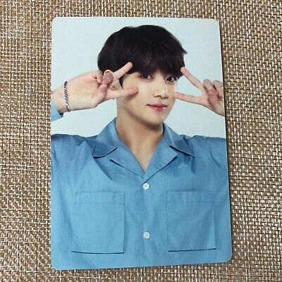BTS Love Yourself World LY Tour JUNGKOOK mini Photo 8 Set official photocard JPN