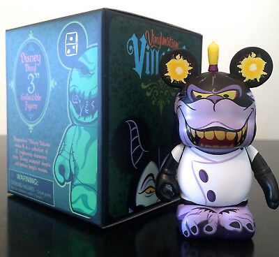 "Frankenollie Runaway Brain Mint Box Foil Disney Vinylmation 3/""  Villains 4 Dr"