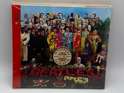 Beatles - Sgt Peppers Lonely Hearts Club Band Cd 2009 New & Sealed