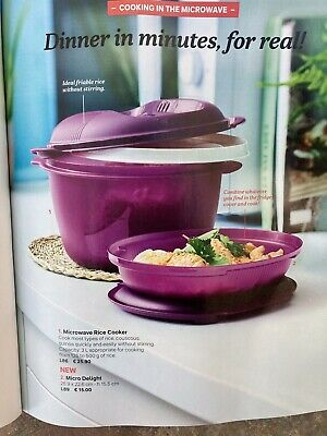 Tupperware Microwave Rice Cooker Brand