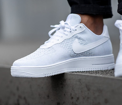 Air Force 1 Flyknit Low 2.0 'Pure Platinum'