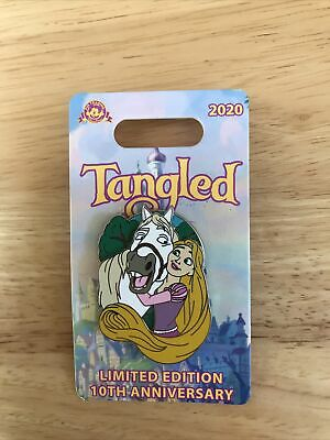 DS Store Tangled 10th Anniversary Legacy Disney Pin 139811