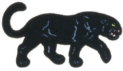 Black Panther Prowling 2 3/4 Inch Embroidered Patch AVA5466 F4D2G