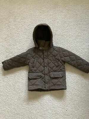 Boys Ben Sherman Jacket Winter Quilted Coat Size Ages 2- 3