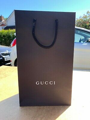 Gucci Shopping Gift Paper Bag