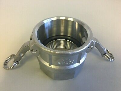 """OPW 633-D-3"""" Stainless """"Kamlok"""" Type D Fitting 3"""" Cam Lock"""