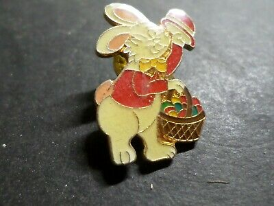 Collection PIN'S Objects Advertising Images, Rabbit, Rabbit Badget