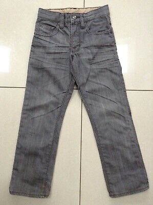 Boys Grey Jeans Aged 5 from Gap