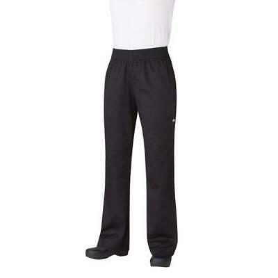 Chef Works - PW005-M - Women's Basic Baggy Pants (M)