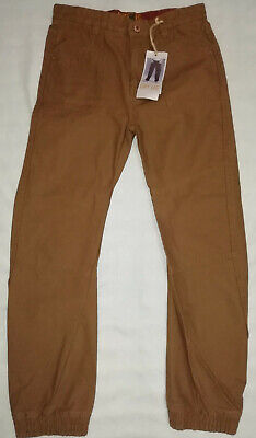 BNWT Exclusive Denim Soft & Stylish Boys Brown Jeans/Trousers Age 12-13 Yrs