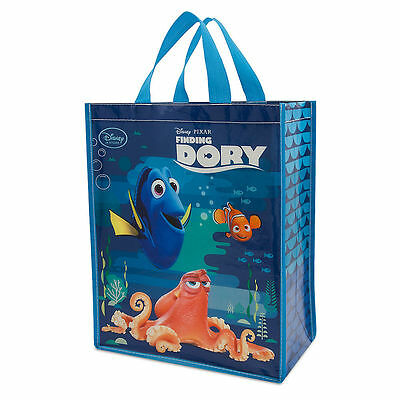 Disney Finding Nemo Dory Reusable Bag Holiday Gift Fluent in whale