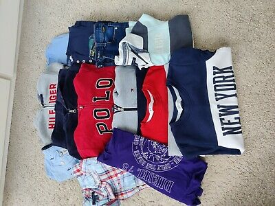 Design Boy's Bundle Tommy Hilfiger Age 6-8
