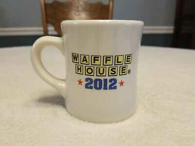 Waffle House 2012 America The Beautiful Coffee Mug