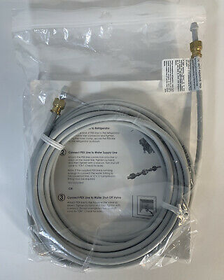 Water whirlpool line installation refrigerator How to