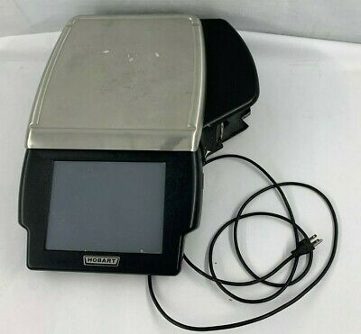Hobart HLXWM Touchscreen POS Deli Scale For Parts/Not Working