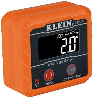 Klein Tools 935DAG Digital Electronic Level and Angle Gauge, Measures 0 - 90 0