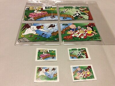 Puzzle Warner Bros Completo Con Cartine Kinder 1997