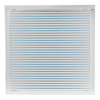 Ventilation Access Panel 300mm x 300mm with Filter Plastic Inspection Door Hatch