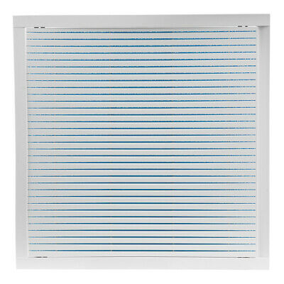Ventilation Access Panel 400mm x 400mm with Filter Plastic Inspection Door Hatch