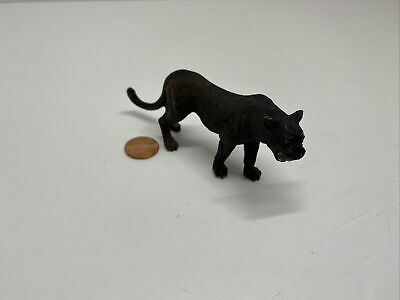Schleich Adult BLACK PANTHER Animal Figure 2012 Retired