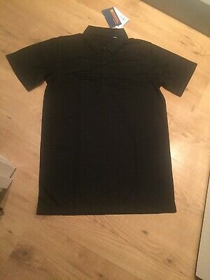 New Boys Black Mountain Warehouse Polo TShirt Age 13 Years