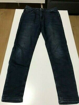 H&m Boys Blue Skinny Stretch Jeans Age 12 to 13