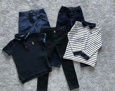 Boys Smart Clothes Clothing Bundle, Age 4-5, Jeans Chinos Tops Next H&M